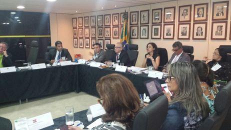 Encontro Nacional dos Conselhos Penitenciários acontece em Brasília.