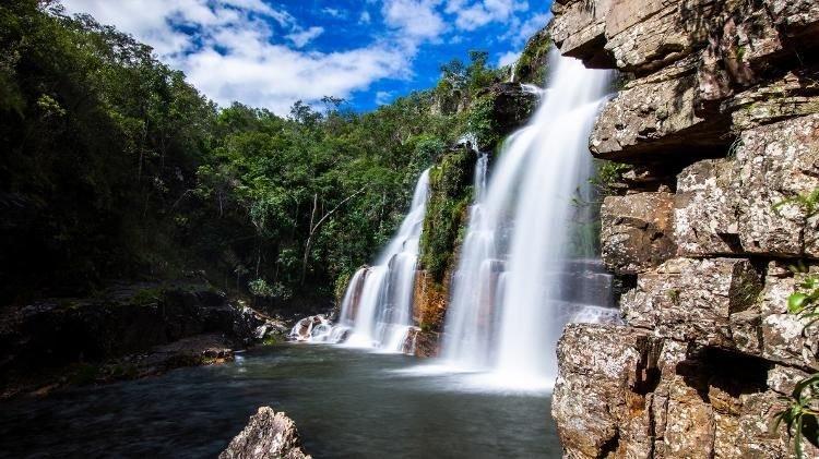Verão não é só mar: veja lugares no Brasil para curtir cachoeiras e rios |  Gazeta do Cerrado