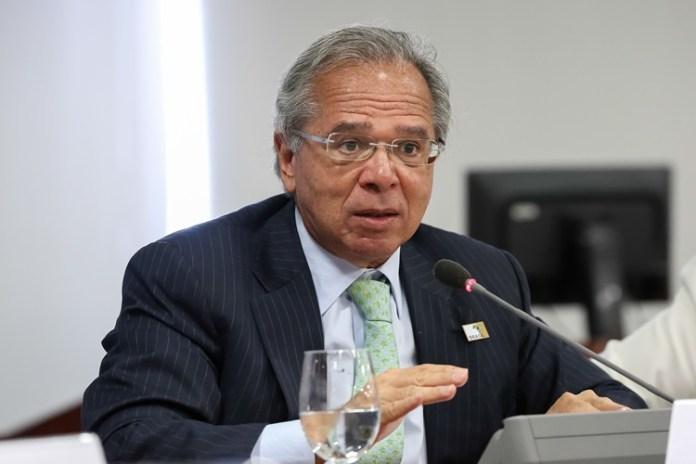 Ministro da Economia, Paulo Guedes. Foto: Marcos Corrêa/PR