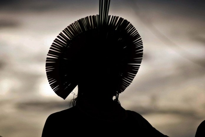 Índio yanomami morre com coronavírus. Foto: Thiago Gomes/Agência Pará