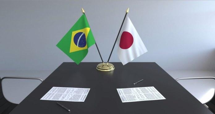 Brasil recebe apoio de Japão no combate ao Covid-19 e a incêndios florestais