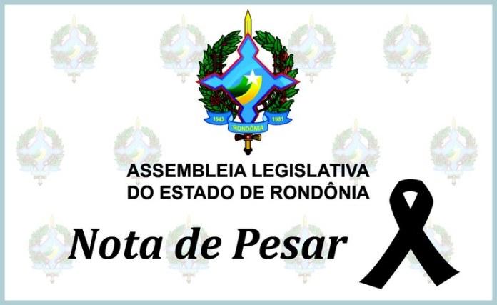 Presidente Alex Redano emite Nota de Pesar pelo falecimento do padre José Leylson