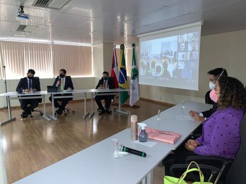 FOTOS: Divulgação/DPE-AM