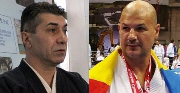 Federaţia Română de Karate Tradiţional merge pe mâna oltenilor Ilie Dobre şi Oliwer Dobre | Gazeta Oltului