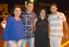 VEREADORA ELEITA JOILMA, BETO,SIMONE E MÁRLON