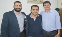 Danilo (Advogado), Raimundinho Suellen e vice-prefeito eleito de Nova Colinas