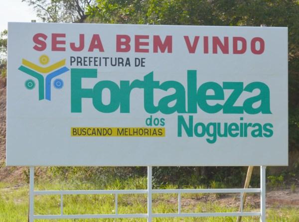 PLACA ENTRADA DA CIDADE
