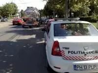 Controale în Ploieşti pentru depistarea transportatorilor ilegali de persoane