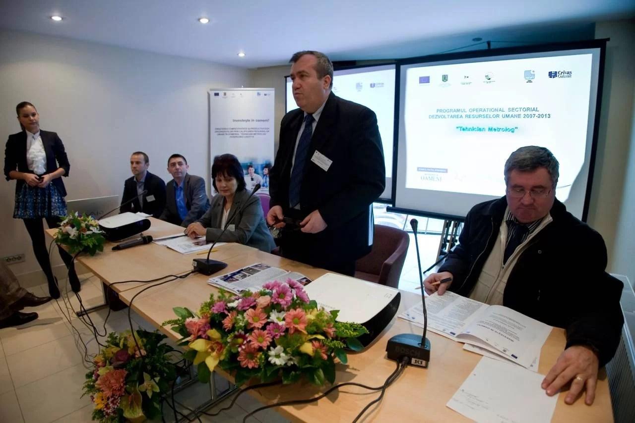 Uniunea Europeană sprijină dezvoltarea resurselor umane, cu precădere industria prelucrătoare din România