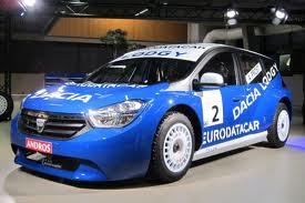 Dacia Lodgy – lansată în aprilie 2012