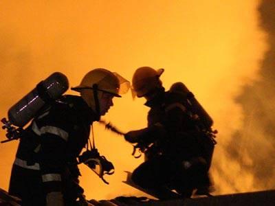 Incendiu la Asociaţia Pro Vita a preotului Tănase