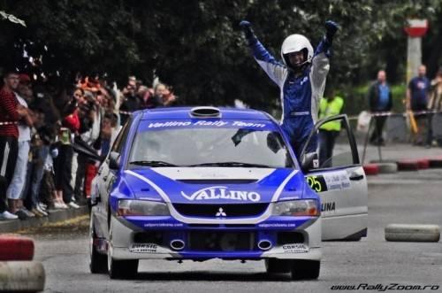 Sezonul automobilistic 2011 din România se închide la Sinaia