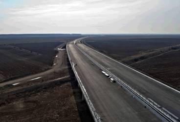 Află când va fi gata autostrada Comarnic-Brașov