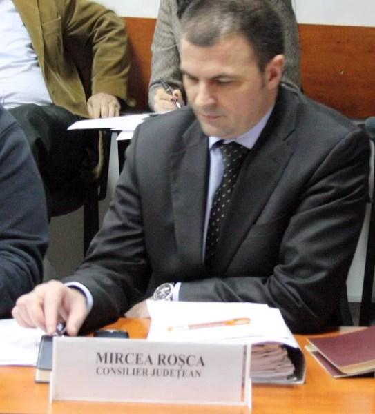Mircea Roșca este vicepreședintele CJ Prahova alături de Adrian Semcu
