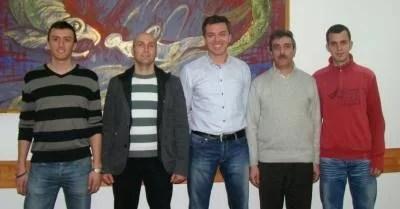 Cristi Nica a fost ales preşedinte al filialei Prahova a sindicatului arbitrilor de fotbal