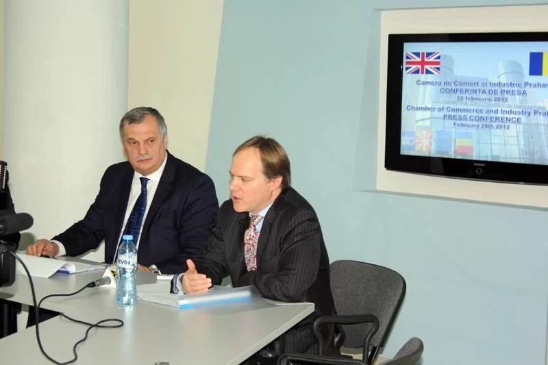 Ambasadorul Marii Britanii a vizitat Ploieștiul