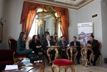 """Premieră națională la Sinaia: """"Criteriul Primei Zăpezi"""""""