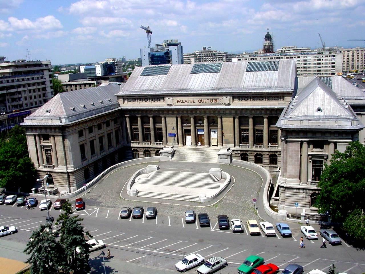 Vreţi să vedeţi cum arată Palatul Culturii după reabilitare? Acum aveţi ocazia