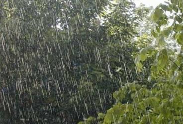Ploi puternice şi grindină în toată ţara!