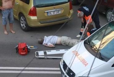 A decedat persoana accidentată cu maşina de către fostul petrolist Cosmin Gârleanu!