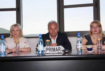 Florin Constantin şi-a început, oficial, mandatul de primar la Vălenii de Munte
