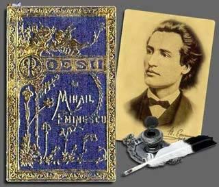 In memoriam Mihai Eminescu – moment de reculegere şi depuneri de flori, în centrul Ploieştiului