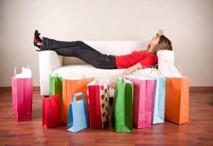 SHOPPING / Află tratamentul pentru dependenţa de cumpărături