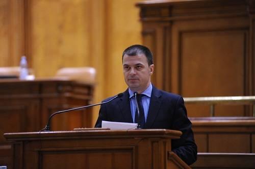 Mircea Roşca – declaraţie de la tribuna Parlamentului despre cazul Flaminia