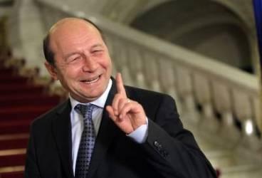 Traian Băsescu s-a înscris în PMP