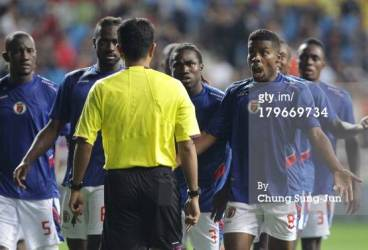 Sony Mustivar a jucat 90 de minute în… Coreea de Sud – Haiti