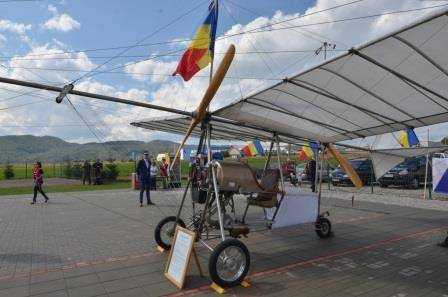 Avionul lui Aurel Vlaicu s-a întors, la un secol de la moartea sa