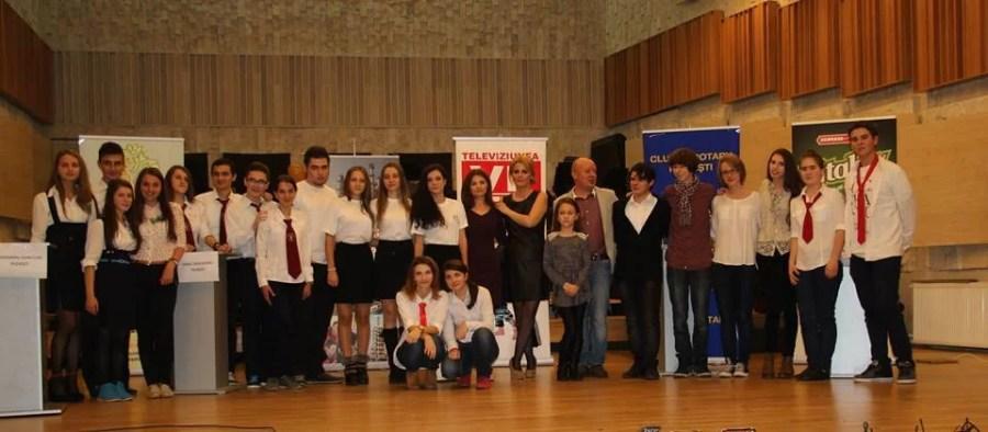 Concursul The Best, la a doua ediţie pe VPTV. Vezi care este primul liceul calificat în semifinale