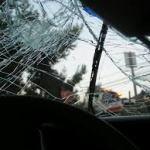 Maşină MAI implicată într-un accident în Ploieşti