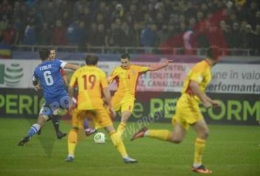 Fără vreo ocazie de gol, România nu putea visa la Rio!