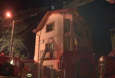 Ce pagube a produs incendiul casei subprefectului Rodica Paraschiv