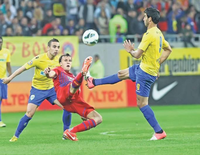 Înainte de a semna cu Slavia Praga, Damien Boudjemaa a fost oferit… Stelei, de către conducerea clubului găzarilor!