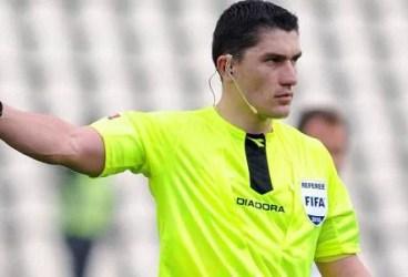 Arbitrul Kovacs Istvan a primit meciul care i s-a… luat pe 1 iunie 2013!
