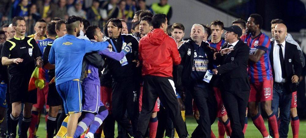 """Comisia de Disciplină a FRF a """"tăiat în carnea vie"""" a Petrolului, după meciul cu Steaua. De provocatorul Reghecampf a… uitat de tot!"""
