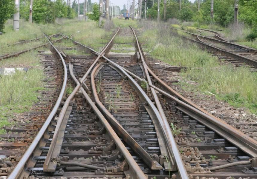 Încă un accident feroviar: femeie neidentificată călcată de tren lângă Câmpina