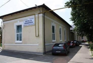 Cameră de Gardă la Spitalul Orăşenesc Urlaţi