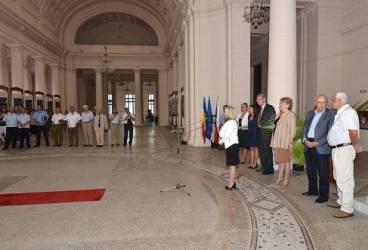 Arta în tranşee, expoziţie la Palatul Culturii Ploieşti