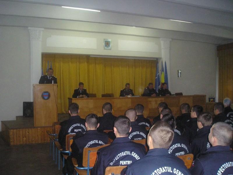 """Examen de admitere la Şcoala de pompieri """"Pavel Zăgănescu"""" Boldeşti – Calendarul probelor"""