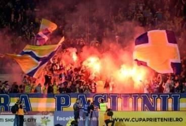 O nouă amendă record pentru SC FC Petrolul, după faptele suporterilor de la meciul cu Viitorul!