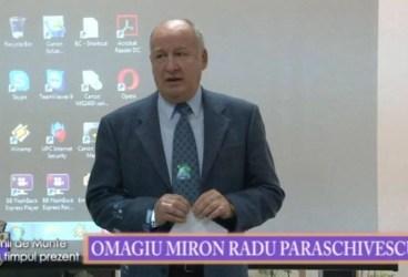 Valenii de Munte la timpul prezent 19 feb 2016 Omagiu Miron Radu Paraschivescu p 1