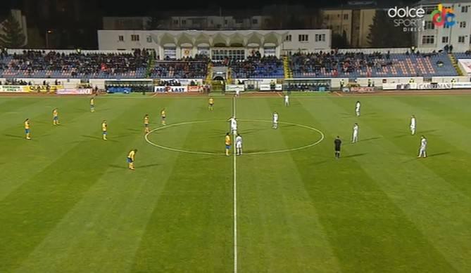 """""""Lupii"""" vor debuta în play-out la Botoșani sau Cluj. Palmaresul direct, din sezonul regular, cu ambele echipe este perfect egal!"""