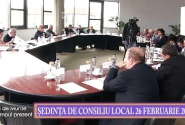 Valenii de Munte la timpul prezent 04 mar 2016 sed consiliu local p 1