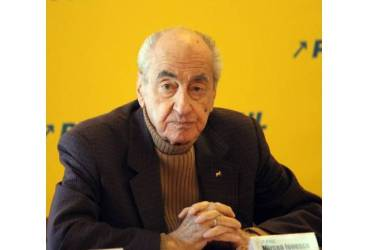 Mircea Ionescu-Quintus a murit. Liberalul avea 100 de ani
