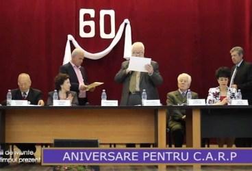Valenii de Munte la timpul prezent 15 aprilie 2016 Aniversare CARP P1