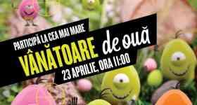 Cumpărături și distracție la Vânătoarea de Ouă și Easter Sale Weekend la Ploiești Shopping City