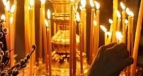 Sfânta Lumină de la Ierusalim va fi adusă în România de Paști